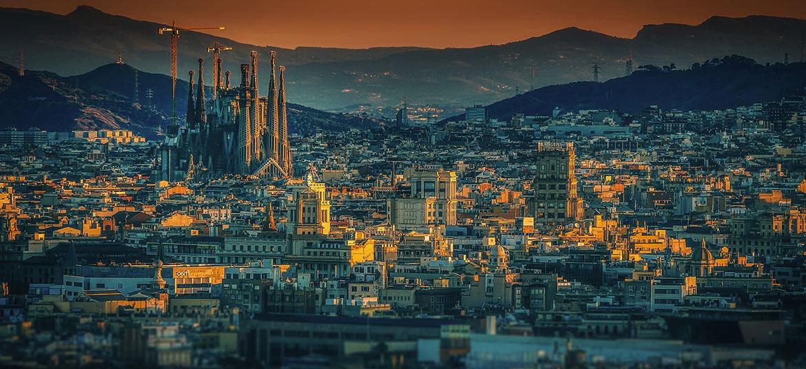 Barcelona Altervan Roadtrip
