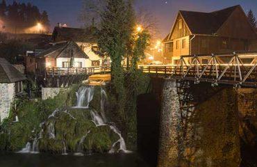 Rastoke Village, Croatia