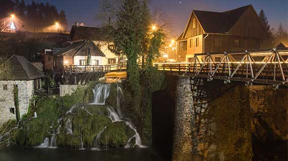 Rastoke Village, Croatia