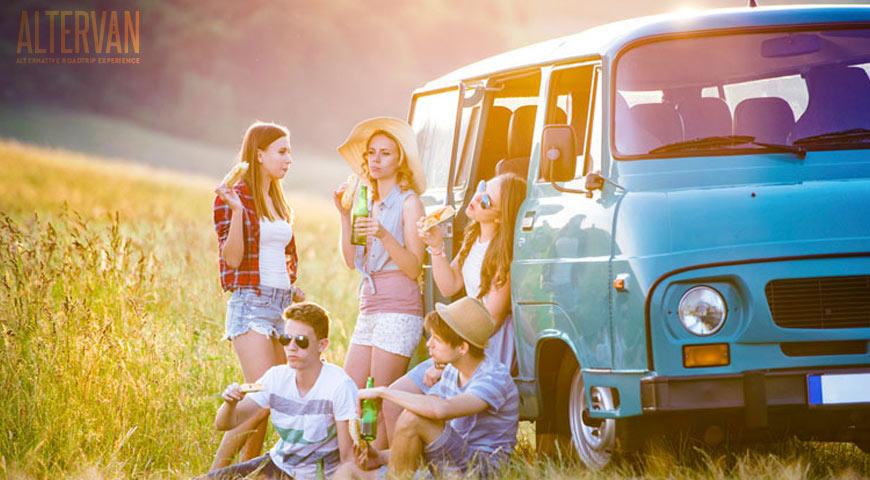 Γιατί αγαπάμε τα roadtrips - Altervan