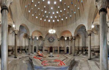 Χαμάμ στην Κωνσταντινούπολη