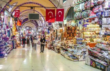 Αγορά στην Κωνσταντινούπολη