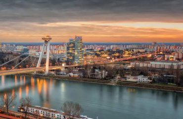 UFO, Bratislava