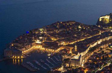 Λόφος SRDJ, Dubrovnik