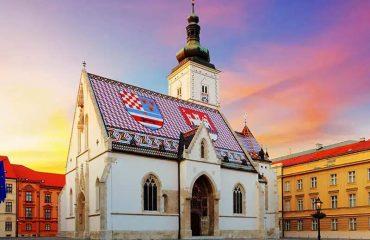 Ναός Αγίου Μάρκου, Ζάγκρεμπ