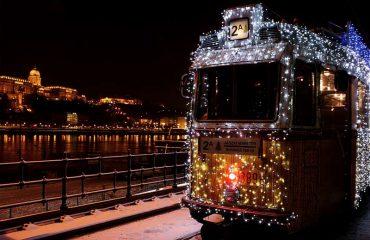 Χριστούγεννα Βουδαπέστη