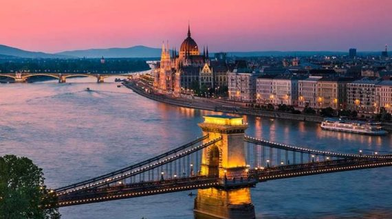 Βουδαπέστη Γέφυρα