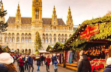 Βιέννη Χριστουγεννιάτικη Αγορά