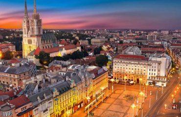 Χριστούγεννα Zagreb