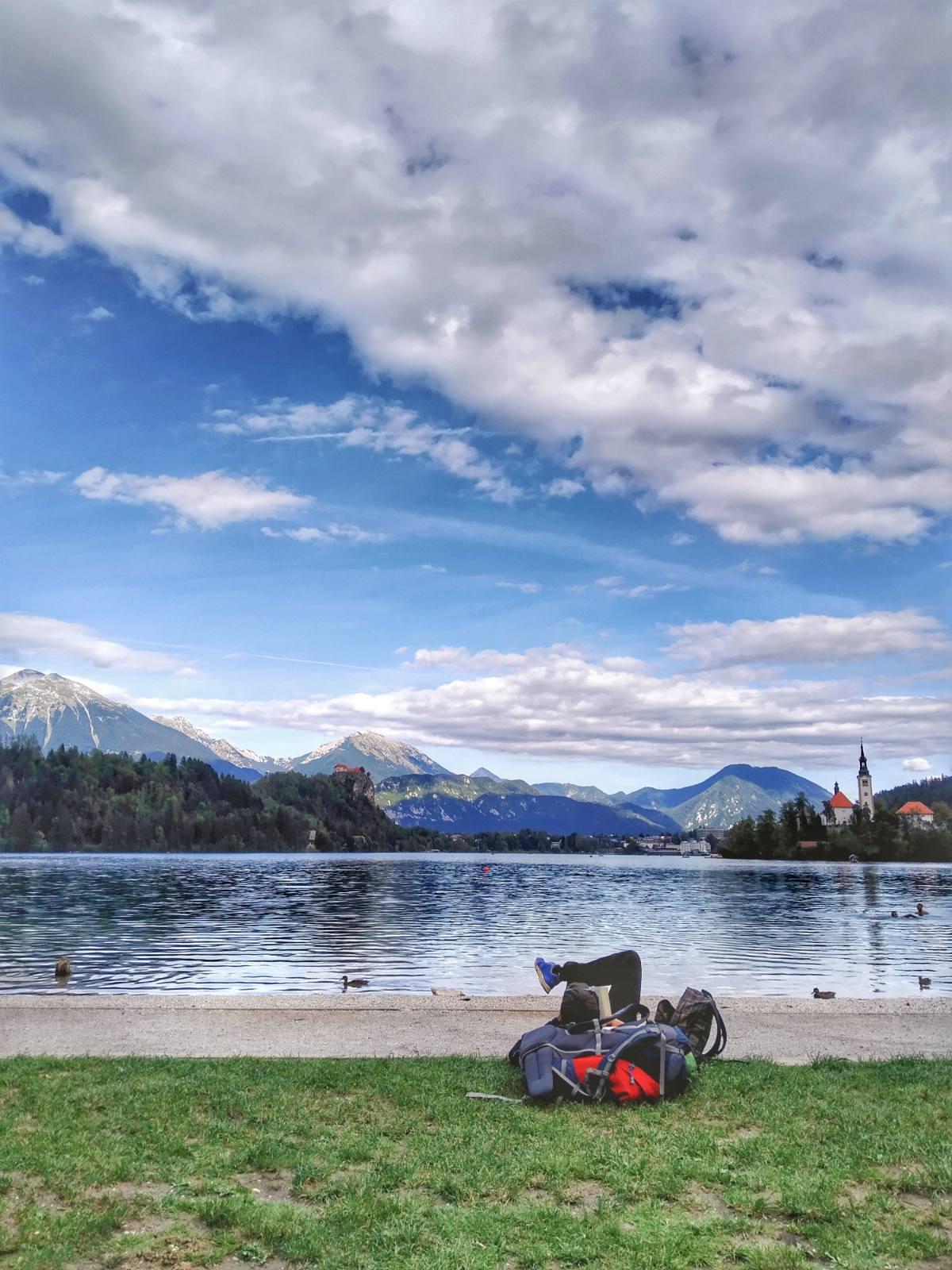 Λίμνη Bled Μπλεντ Σλοβενία