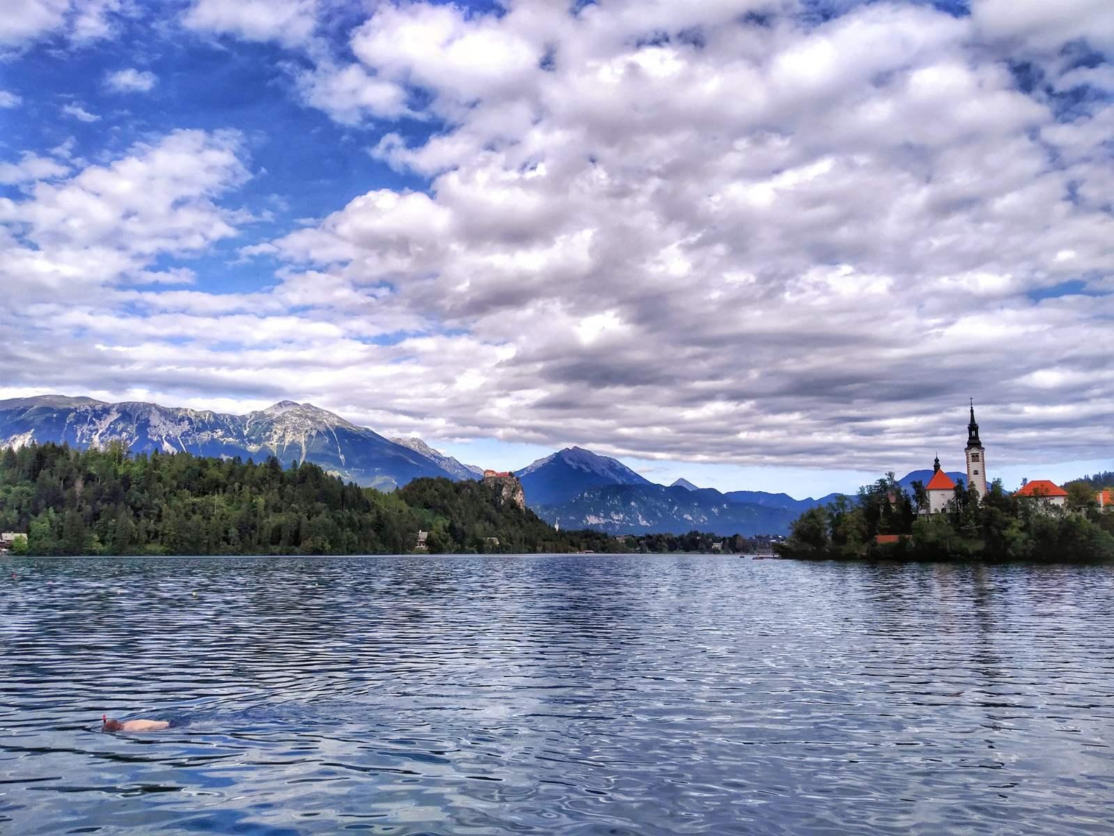 Λιουμπλιάνα Σλοβενία Bled