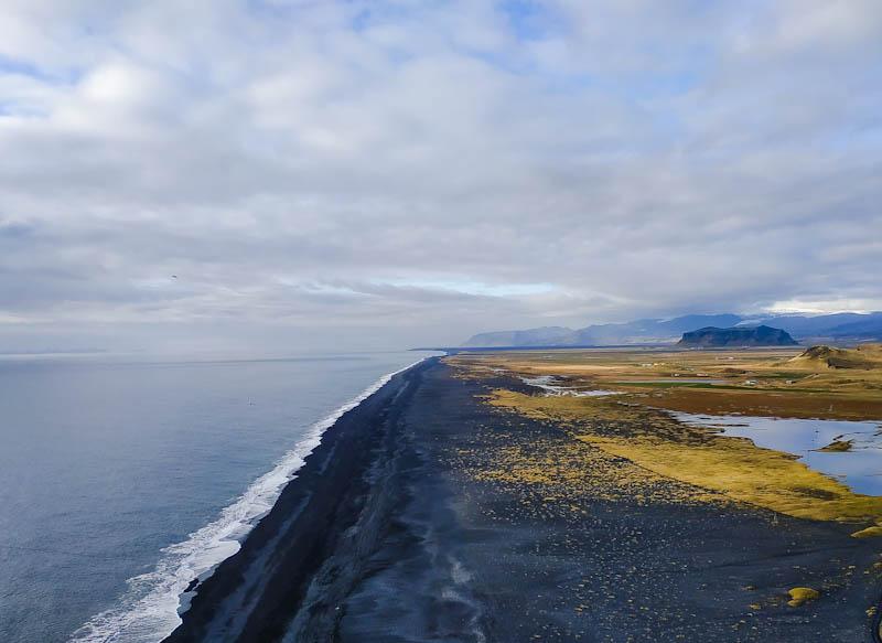 Μαύρη παραλία - Kirkjufjara
