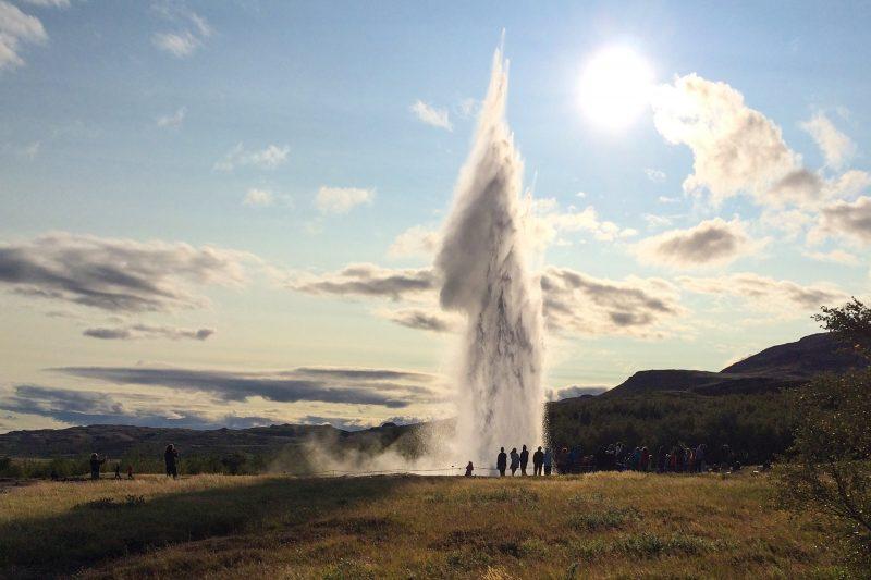 Γεωθερμική περιοχή - Geysir