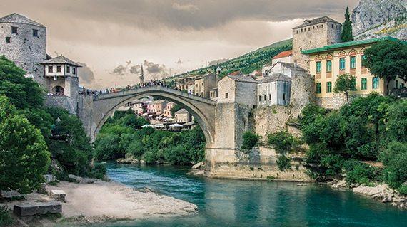 Μόσταρ Βοσνία - Ερζεγοβίνη