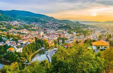 Sarajevo Βοσνία - Ερζεγοβίνη