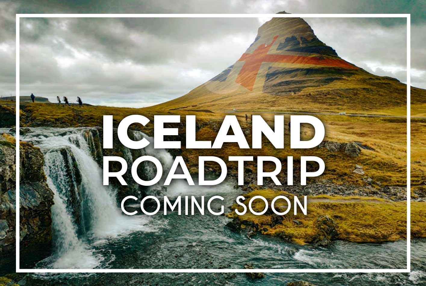 Ισλανδία / 6 διανυκτερεύσεις