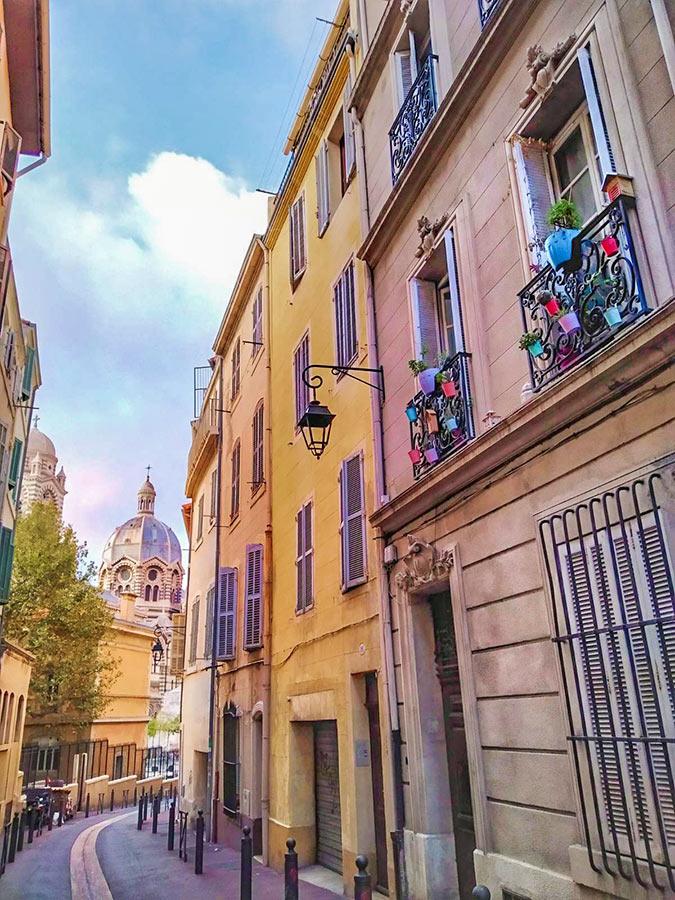 Συνοικία Le Panier Μασσαλία