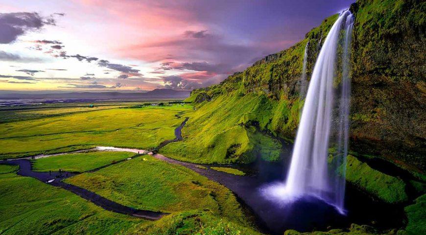 Katarraktis Islandia