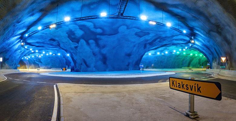 Φερόες υπόγειο τούνελ